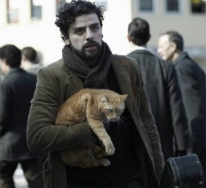Oscar Issac in the Coen brother's Inside Llewyn Davis